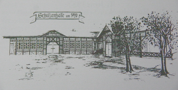 Alte Halle Ramsbeck 1920